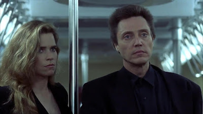 Janet Julian, Christopher Walken King of New York (1990)