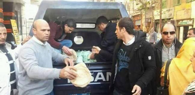 انتفاضة الخبز تنفجر في الإسكندرية وتحطم واجهات مكاتب التموين وأنباء تفيد هروب وكيل وزارة التموين