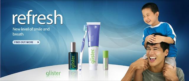 Giới thiệu Kem đánh răng Amway Fluoride Đa Năng Glister