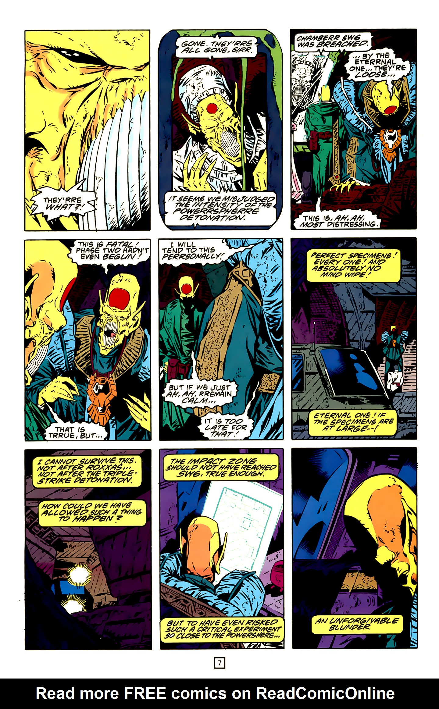 Legion of Super-Heroes (1989) 20 Page 7