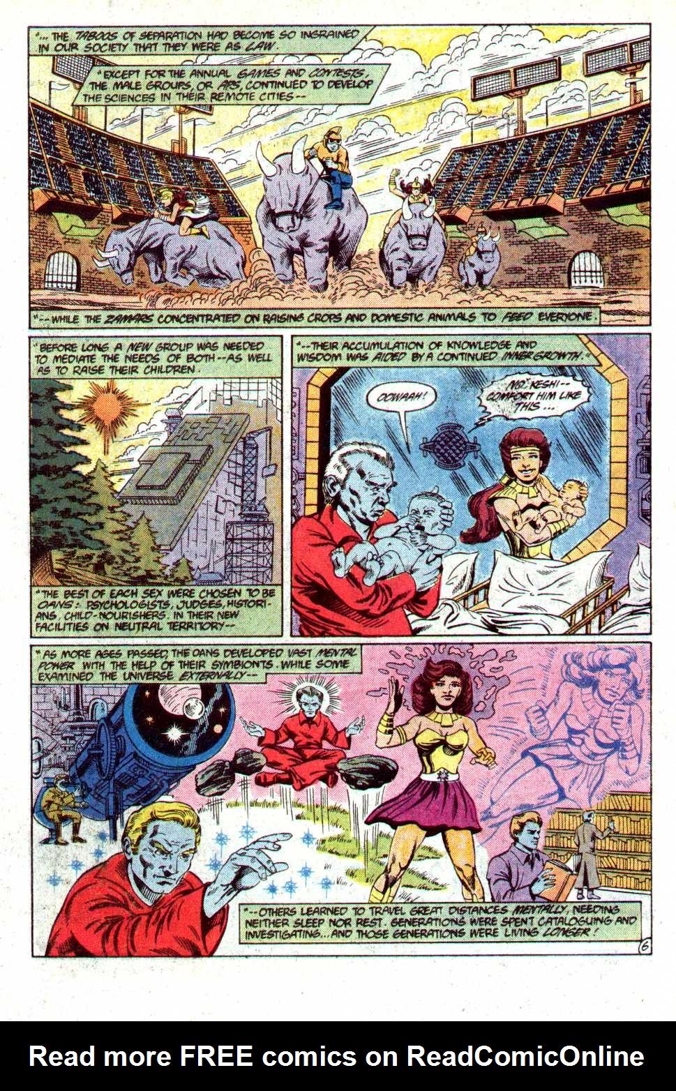 Read online Secret Origins (1986) comic -  Issue #23 - 7