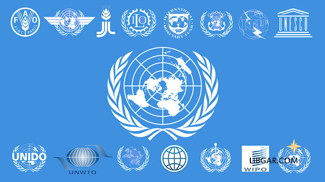UN Specialized agencies (Lembaga khusus PBB)