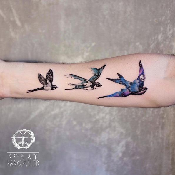 Tatuagens Cósmicas