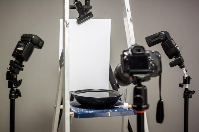 Cómo fotografiar gotas de agua