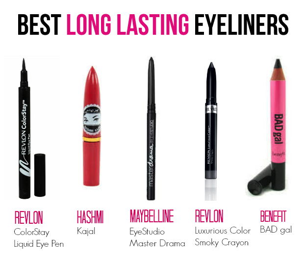 Best Eyeliners, Tanvii.com, Beauty, Make Up