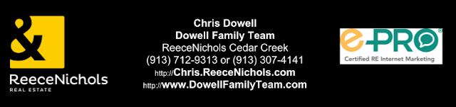 Dowell Family Team, realtor, Chris Dowell