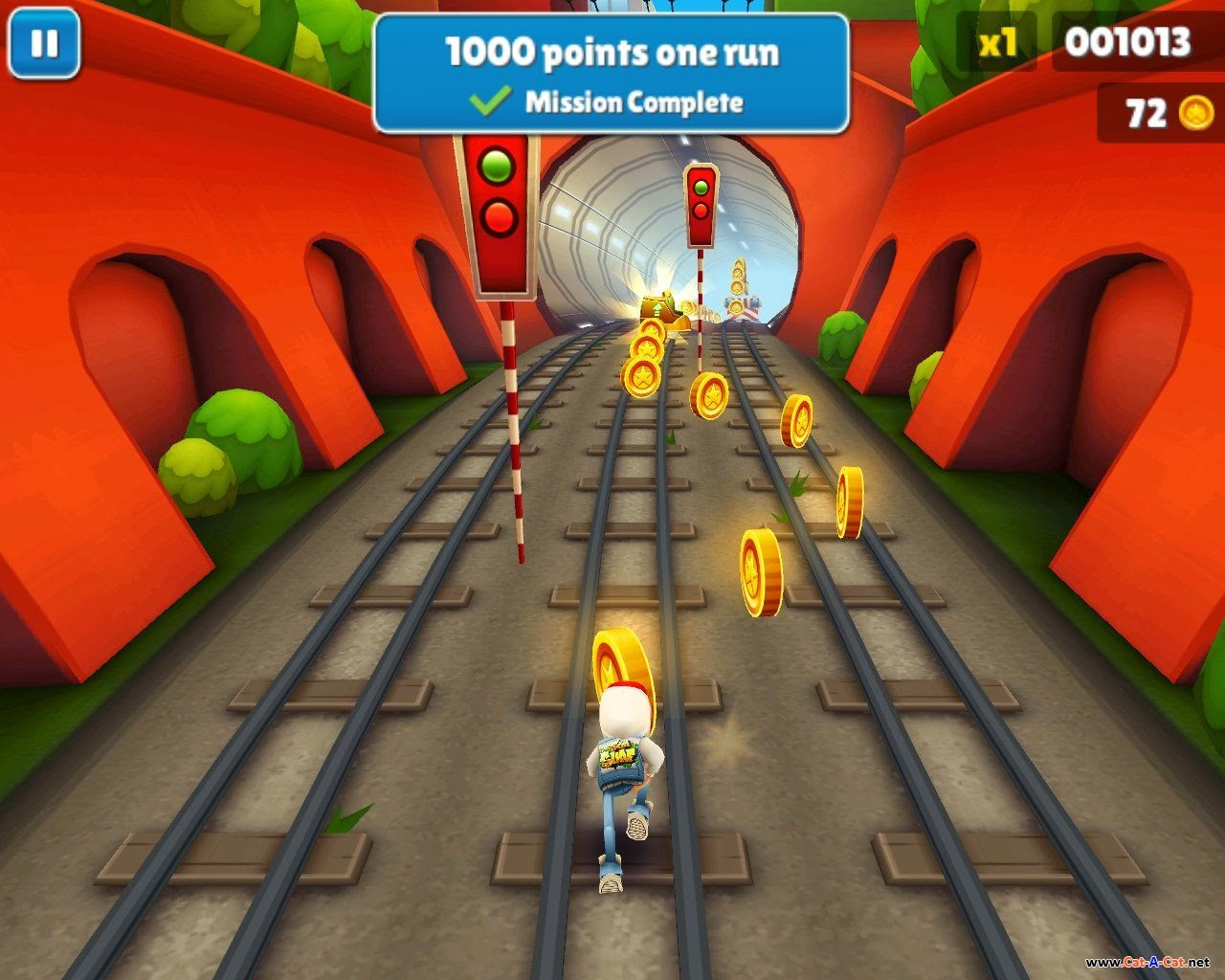 game online gratis subway surfers