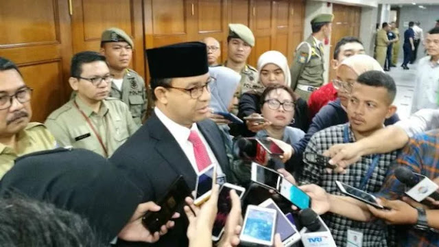 Tak Direstui Jual Saham Anker Bir, Anies akan Laporkan DPRD DKI