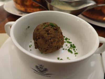 Kaiserhaus, liver dumpling