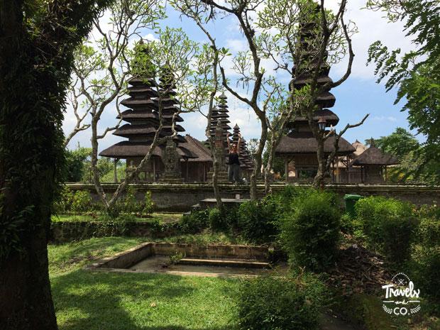 Viajar a Bali guía de viaje - templos