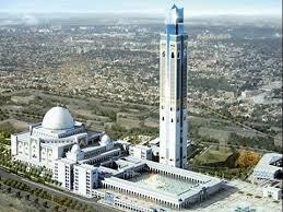 الجزاير تشيد أكبر ثالث مسجد فى العالم