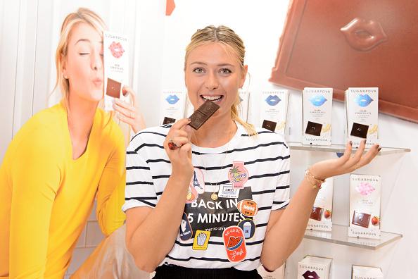 Sharapova ra mắt sản phẩm chocolate mới cho thương hiệu ''Sugarpova''