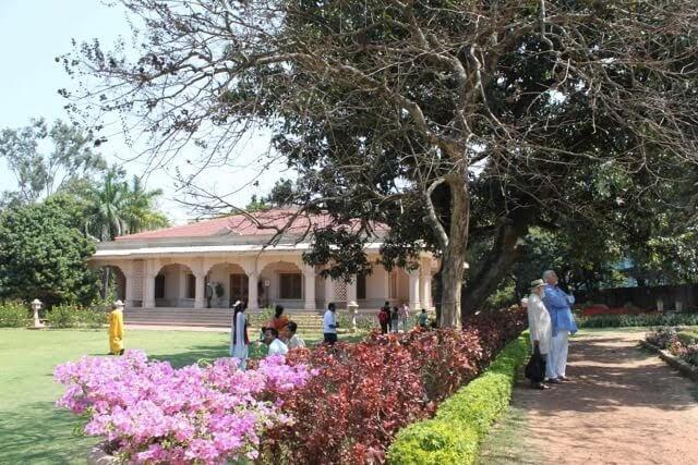 Paramahansa Yogananda Ashram in Ranchi