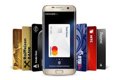 2016 Samsung Pay mobile officially launched in Russia