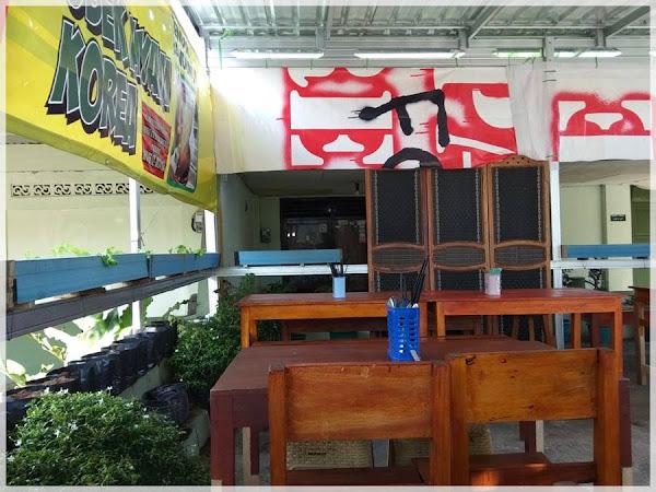 Tempat Makan Enak di Purwokerto: Mie Cobek Ayam Korea