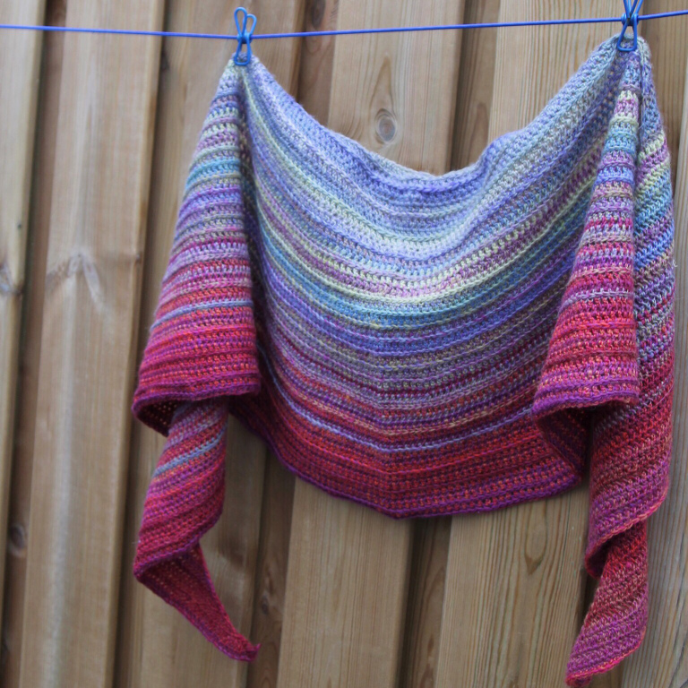 Our Tribe, My Tribe Shawl by miss neriss