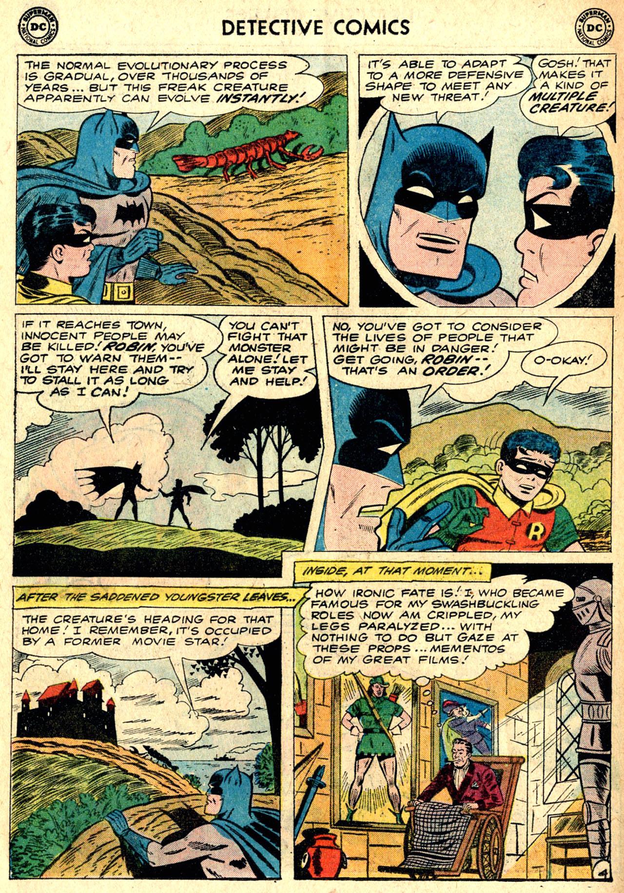 Detective Comics (1937) 288 Page 5