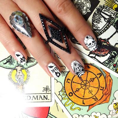 Ouija Nails