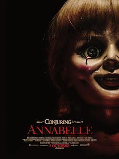 L'affiche du film Annabelle