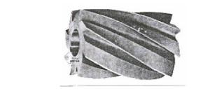 Pisau frais cutter Mantel