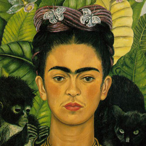 List of paintings by Frida Kahlo