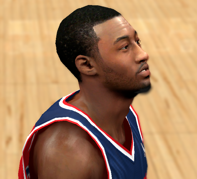 NBA 2K14 John Wall Cyberface Patch