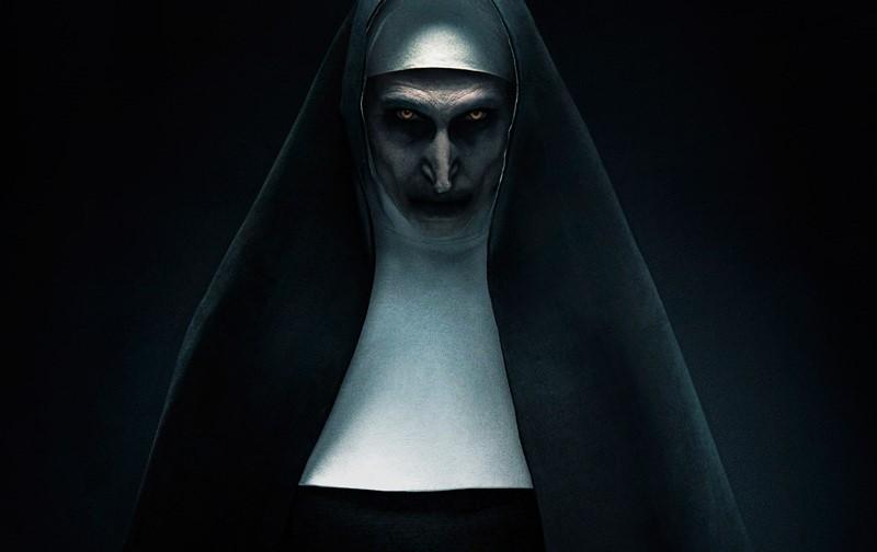 """Trailer de """"A Freira"""" incita a origem sombria da personagem de Invocação do Mal 2"""