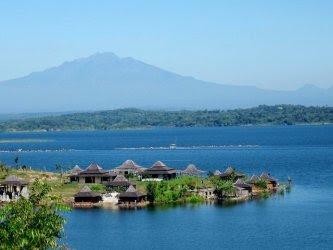 Kedung Ombo reservoir