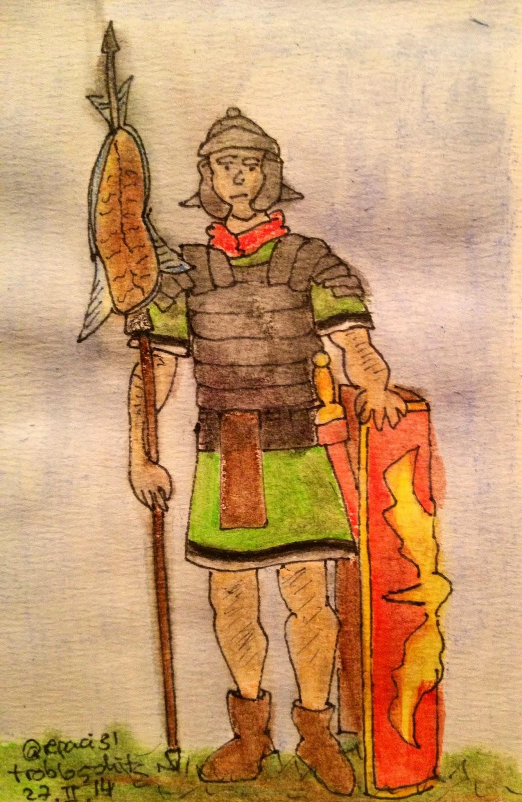 Del salazón, el bacalao España y los romanos - Origen de la tradición del bacalao en España y, sobre todo, en Castilla - el troblogdita - el gastrónomo