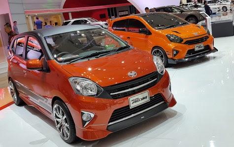 Harga Kredit Spesifikasi Mobil Toyota Agya 2015 Surabaya