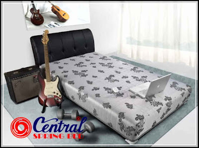 gambar central Spring Bed