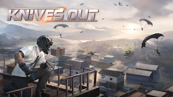 game sejenis pubg Knives Out
