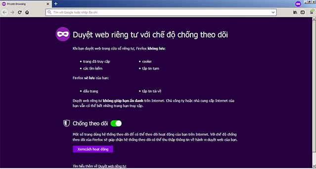 Download Firefox Tiếng Việt - Trình Duyệt Web Tốc Độ Cao Cho PC c