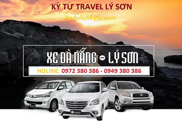 Dịch vụ xe từ Đà Nẵng đi Sa Kỳ