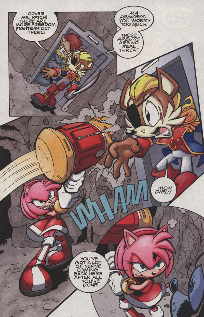 Read online Sonic The Hedgehog comic -  Issue #189 - 10