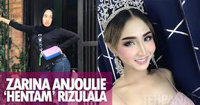Thumbnail image for (Video) Isu LGBT, Zarina Anjoulie 'Hentam' Pondan Rizulala di Instagram