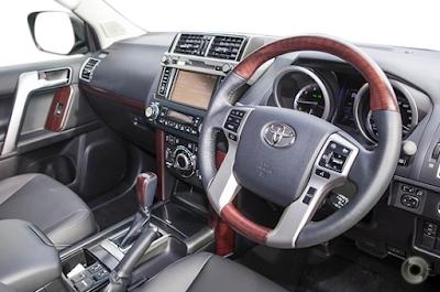 Kelebihan All New Toyota Prado 2016
