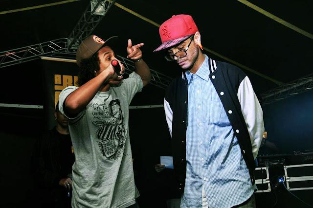 A Rua Fala - Música, dança e muito cheiro de cultura Hip Hop