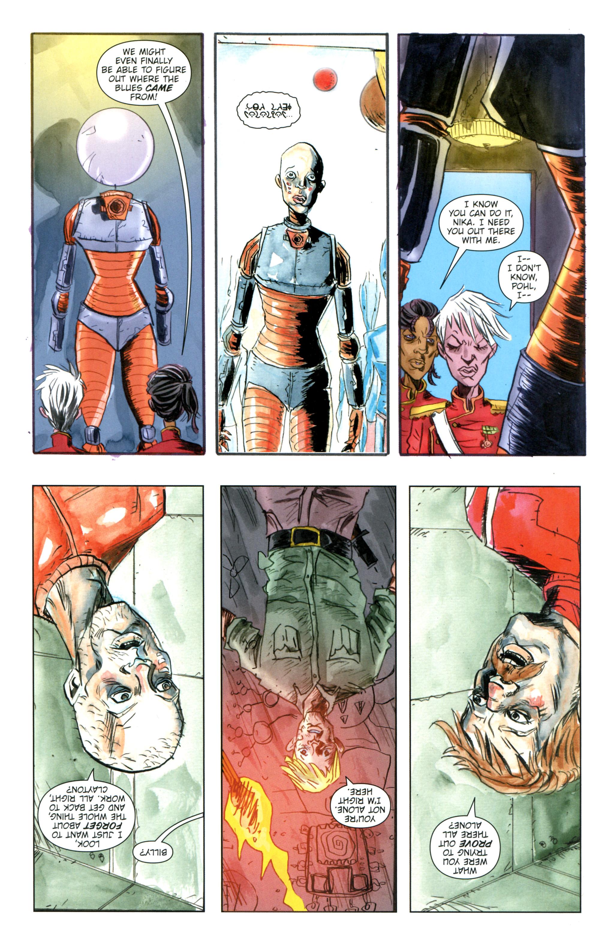 Read online Trillium comic -  Issue #5 - 16