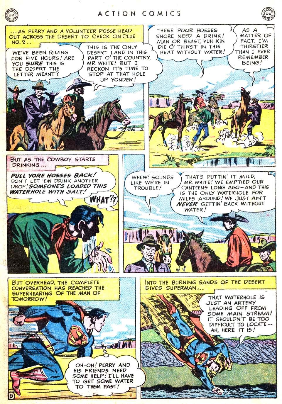 Action Comics (1938) 134 Page 10