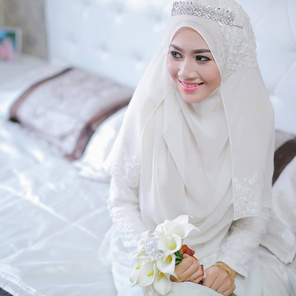 Make Up Pengantin Muslimah Syari Dwi Lestari