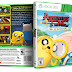 Capa Adventure Time - Finn & Jake Investigations Xbox 360