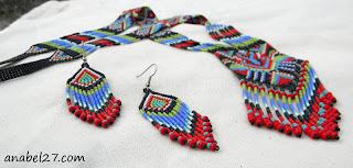 купить гердан из бисера в россии авторская бижутерия из бисера гайтан