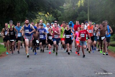 Gulf Winds Track Club's 37th annual Tallahassee Women's Distance Festival