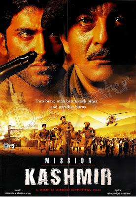 Mission Kashmir 2000 Hindi 480p HDRip 300 MB Download