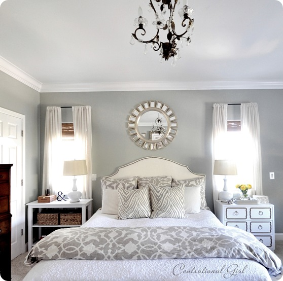 Girly Glam Bedroom Ideas: Copy Cat Chic: Copy Cat Chic Room Redo I Kate's Neutral