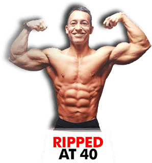 Ripped At 40 For Men - Gary Walker's Tricon Training Fitness Guide?