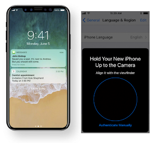 iOS 11 Automatic Setup iPhone 8