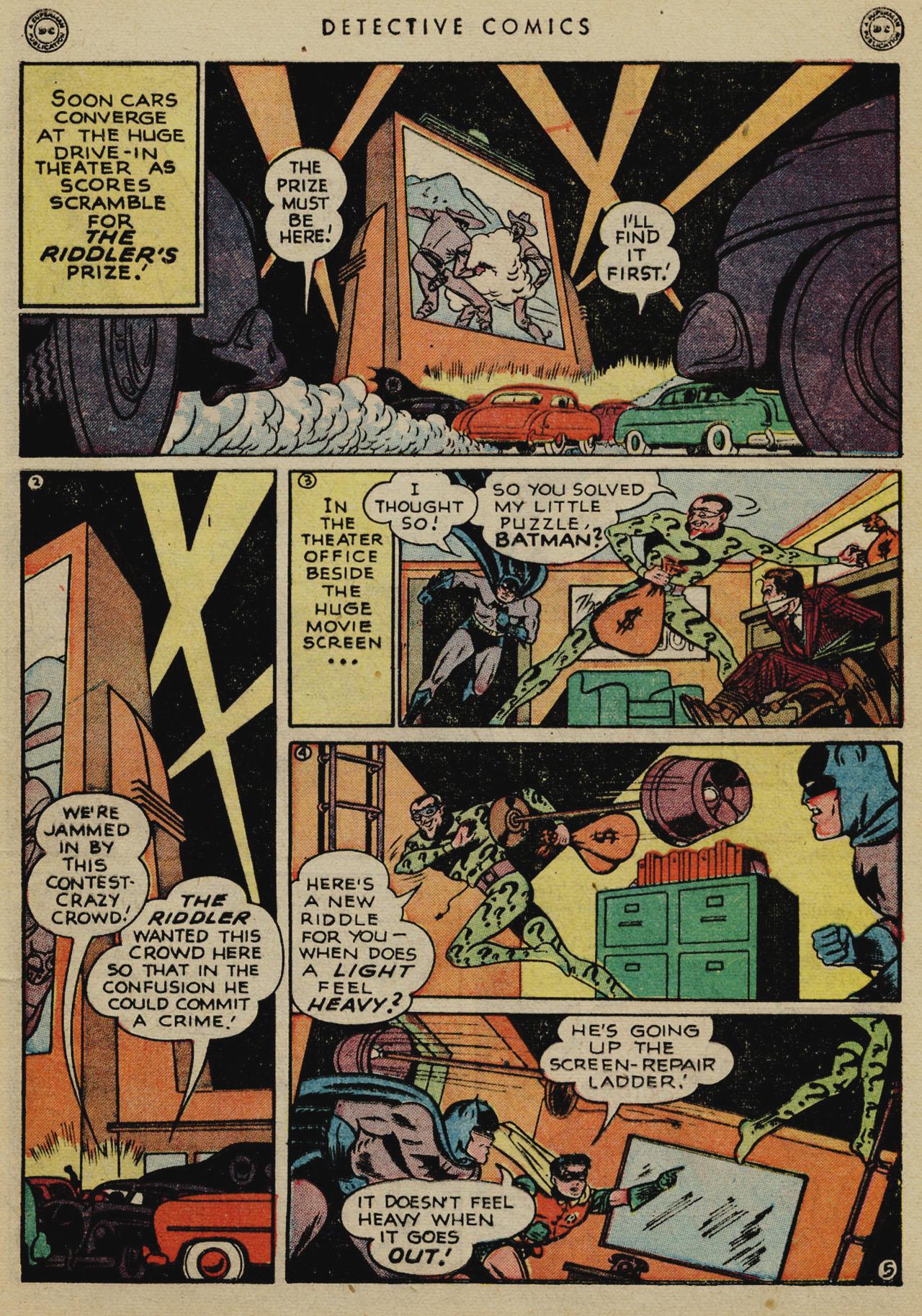 Detective Comics (1937) 142 Page 6