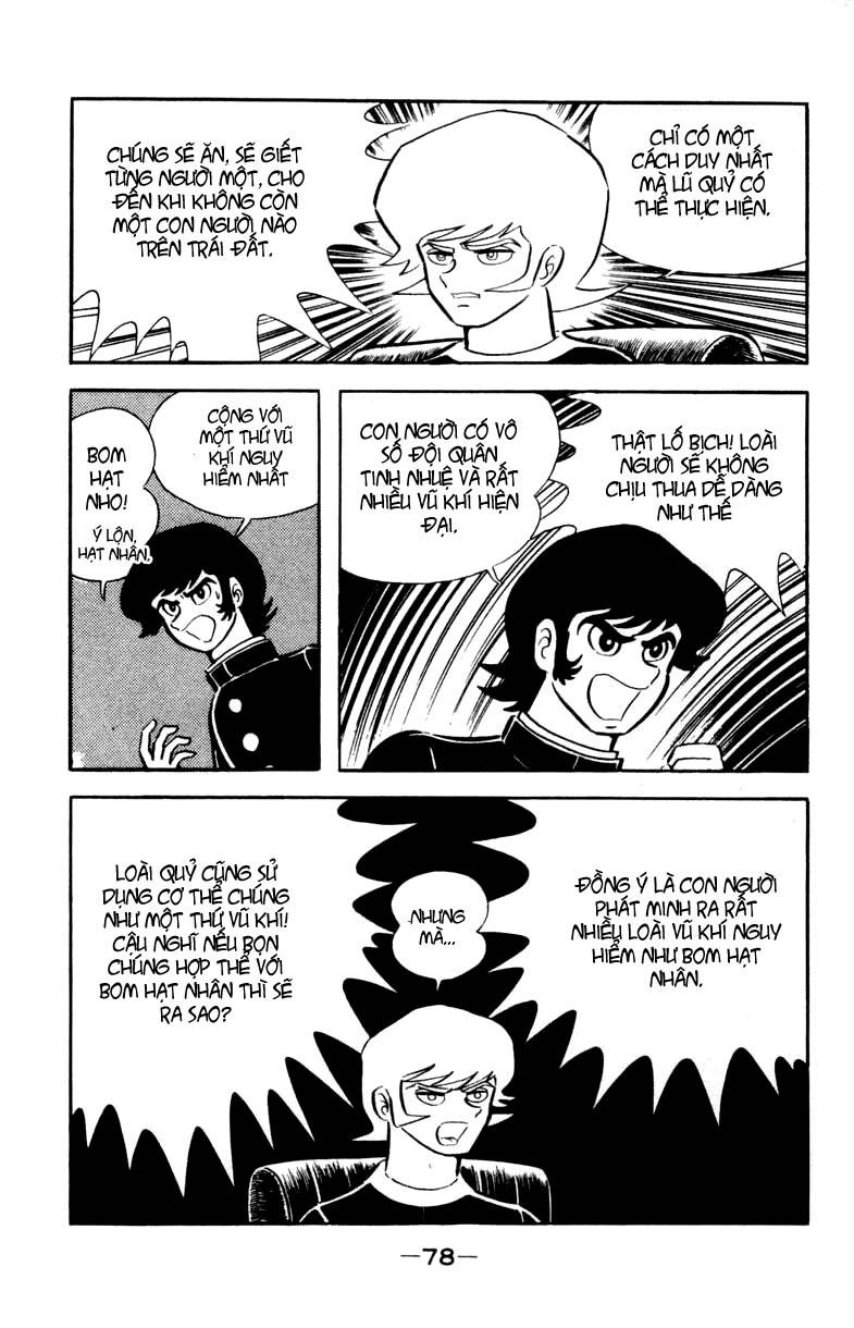 DevilMan chapter 2.2 trang 15